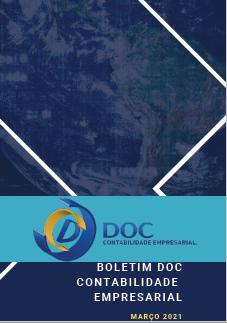 Boletim Doc Contabilidade Empresarial março 2021
